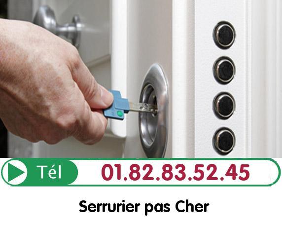 Ouverture de Porte Paris 75020