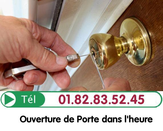 Remplacement de Serrure Chanteloup les Vignes 78570